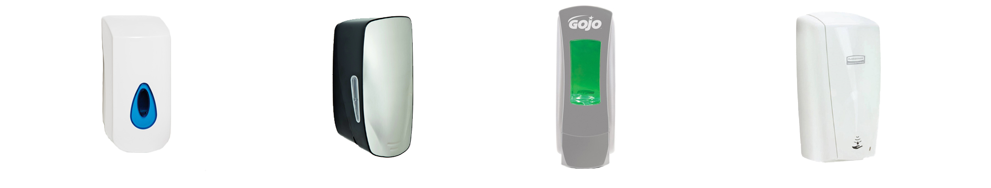 Soap dispensers available for service