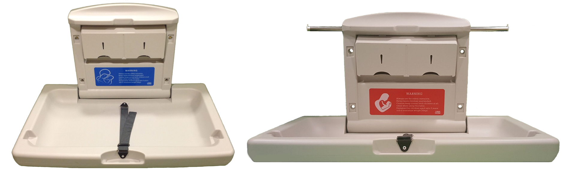 Harmony & Pebbles baby changing tables