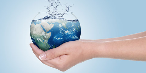 water energy savings